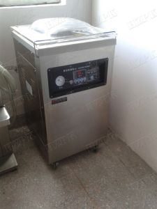Single Room Vacuum Packing Machine (DZ-400) pictures & photos