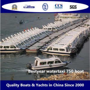 Bestyear Watertaxi 750 Boat pictures & photos
