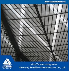 Light Steel Structure Space Frame for Large Span Roofing pictures & photos