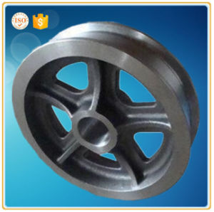 Cast Ironv-Groove Wheel V Belt Pulley pictures & photos
