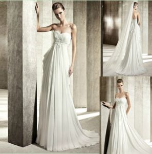 2012 Customize Wedding Dress (WD-JAMAICA)