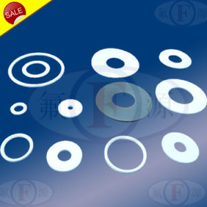 PTFE Gasket (100% virgin PTFE gasket) pictures & photos