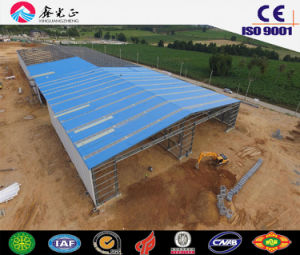 Hot Rolled Light Steel Shed pictures & photos