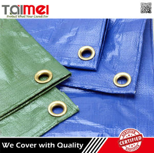 Tarpmax Brand High Quality PE Tarpaulin for Truck Cover pictures & photos