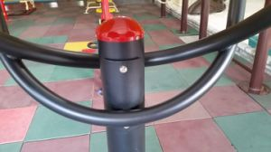 Outdoor Fitness Equipment for Tai Chi Wheel (HD-12202) pictures & photos
