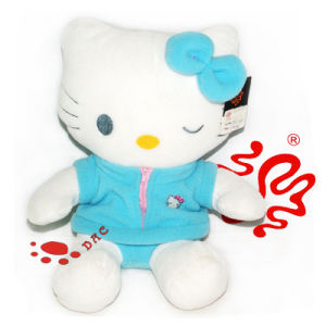 Plush Dress Kitty Cat Toy pictures & photos