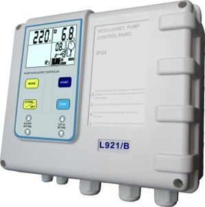 Single Pump Control Panel for Pressure Boosting L921-B pictures & photos