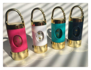 Rhinestone Waste Bag Holder with Logo/ Wholesale Pet Products/Dog Poop Bag pictures & photos
