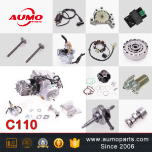 110cc Motorcycle Engine Assy for 152fmh C110 Motorcycle Parts pictures & photos