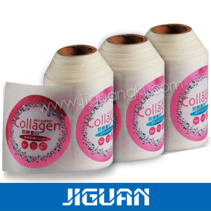 Custom Design Cmyk Cosmetic Label Sticker Printing pictures & photos