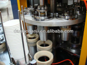 Paper Cup Forming Machinery Manufacturer pictures & photos