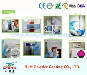 Thermosetting Wrinkle Effect Powder Coating with SGS Certification pictures & photos