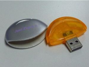 Promotional Ball Shape USB Flash Drive 1GB-64GB USB 2.0 (OM-P131) pictures & photos