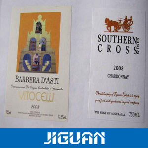 Custom Logo Food Bottle Label Printing pictures & photos