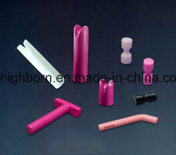 Alumina Ceramic Material Textile Ceramic Guide Pulley pictures & photos