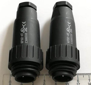 Water Proof Cable to Cable Connector pictures & photos