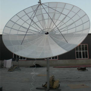 12feet 1.2 1.5 1.8 2.4 3 3.7 4 4.5 5 6 7m C Band Satellite Alunimun Mesh TV Digital HD Parabolic Paraboloid Outdoor GSM Radio WiFi Car Radio FTA Dish Antenna pictures & photos