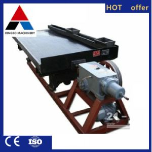 Easy Maintenance Shaking Table Gold pictures & photos