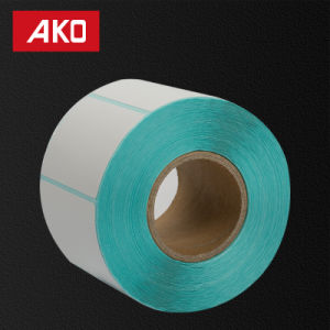 Waterproof Thermal Barcode Self Adhesive Label Roll for Clothing Label pictures & photos
