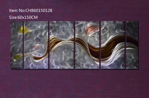 Metal Wall Art for Home Decoration Painting pictures & photos