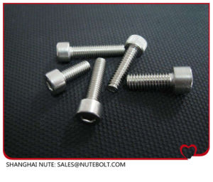Stainless Steel Bolt (DIN912) pictures & photos