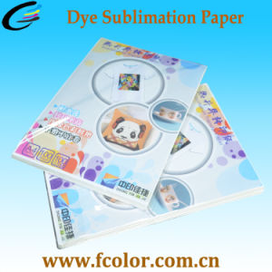 A4 Inkjet Sublimation Paper for Ceramics / Mugs / T-Shirts Heat Transfer pictures & photos