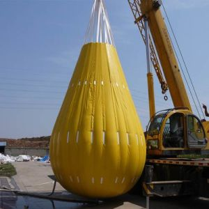 Offshore Crane PVC Load Test Water Bag pictures & photos