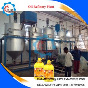 Hot Sale in Nigeria Cooking Oil Refinery pictures & photos
