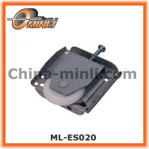 Punching Bracket Nylon Sliding Window Roller (ML-ES020) pictures & photos