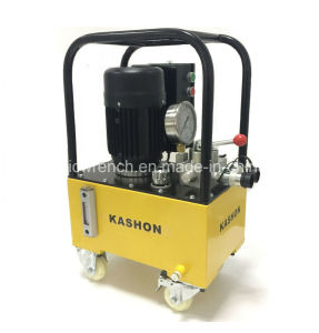 10, 000psi/700bar/70MPa Electric Hydraulic Pump pictures & photos