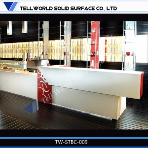 Modern Design Fast Food /Juice /Coffee Shop Bar Counter pictures & photos