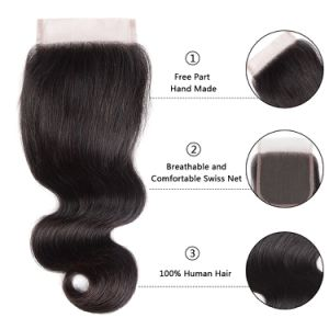 Hottest Style 7A Body Wave Unprocessed Virgin Brazilian Hair Extension pictures & photos