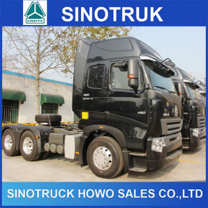 HOWO A7 Head Towing Truck Tractor Head on Sale pictures & photos