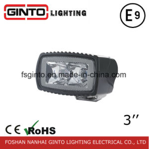 10W Osram 3inch IP68 LED Work Light for Car Forklift (GT1012-10W) pictures & photos