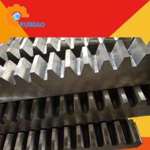 Construction Hoist Parts C45 Mterial Gear Rack pictures & photos