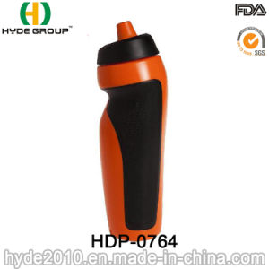 600ml Portable BPA Free Plastic Bicycle Sports Drinking Bottle (HDP-0764) pictures & photos