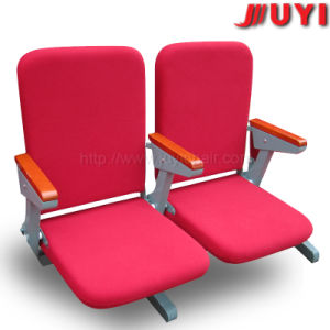Jy-308 Factory Price Write Pad Chair Padded Folding Chairs pictures & photos