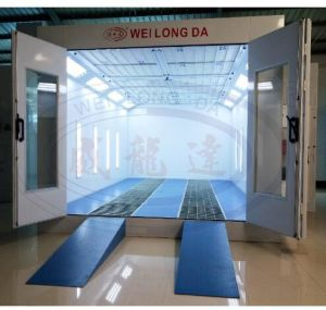 Wld8200 Ce High Quality Car Spray Painting Cabin/Chamber/Oven/Paint Booth pictures & photos