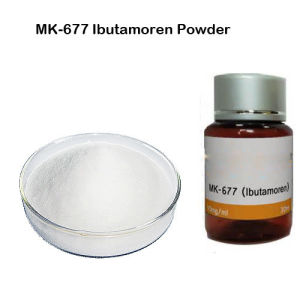 Hot-Sale High Quality Sarm Mk-677 Ibutamoren CAS: 159752-10-0 pictures & photos