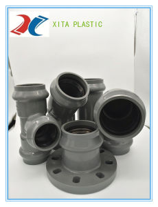 Pn16 PVC Valve and PVC Pipe Fitting pictures & photos