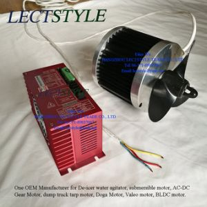 120V-240V 1HP 1.5HP Electrical Submersible BLDC Motor on De-Icer Water Agitator pictures & photos