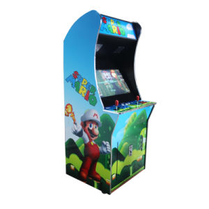 Upright Arcade Game Classical Street Fighting Game Board pictures & photos