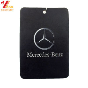 OEM Auto Custom Cotton Paper Hanging Car Air Freshener with Long Lasting Fragrance (YB-f-006) pictures & photos