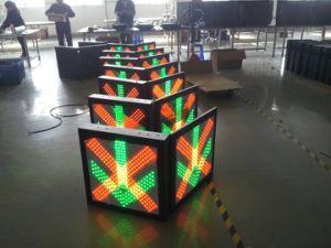 LED Flashing Lane Control Signal Light / Driveway Lane Indicator Light pictures & photos