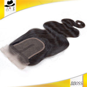 High Quality Virgin Jewish Half Head Wig Kosher Wigs pictures & photos
