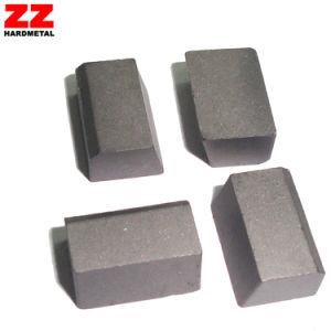 Tungsten Carbide Brazed Cutting Inserts pictures & photos