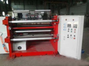 Horizontal Slitting Machine Big Web (ZB-1300W) pictures & photos