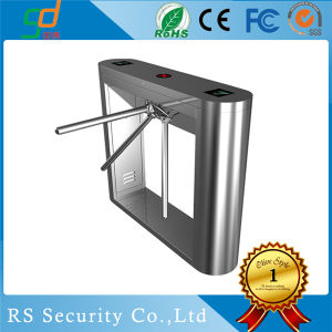 Automatic 304 Stainless Steel Access Control Tripod Turnstile
