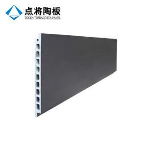 Terracotta Rainscreen Panel for External Wall Cladding pictures & photos