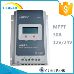 Epever MPPT 30A 12V/24V Max PV-780W Solar Power Controller Tr3210A pictures & photos